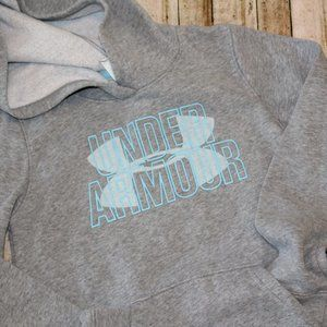Under Armour Youth Med Hoodie